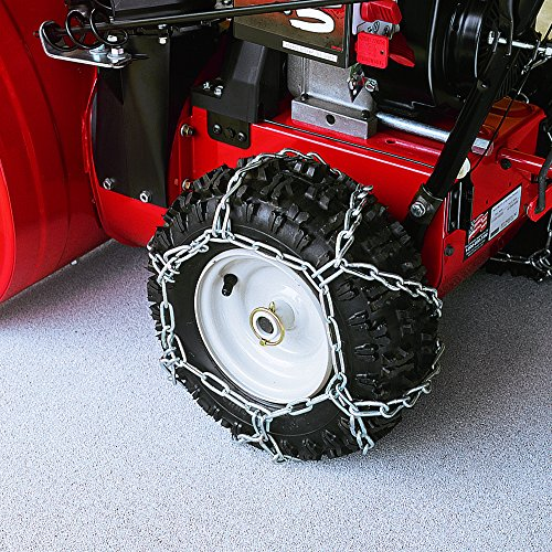 Arnold 16-Inch x 6.5-Inch Snow Thrower Tire Chains by Arnold (Image #1)