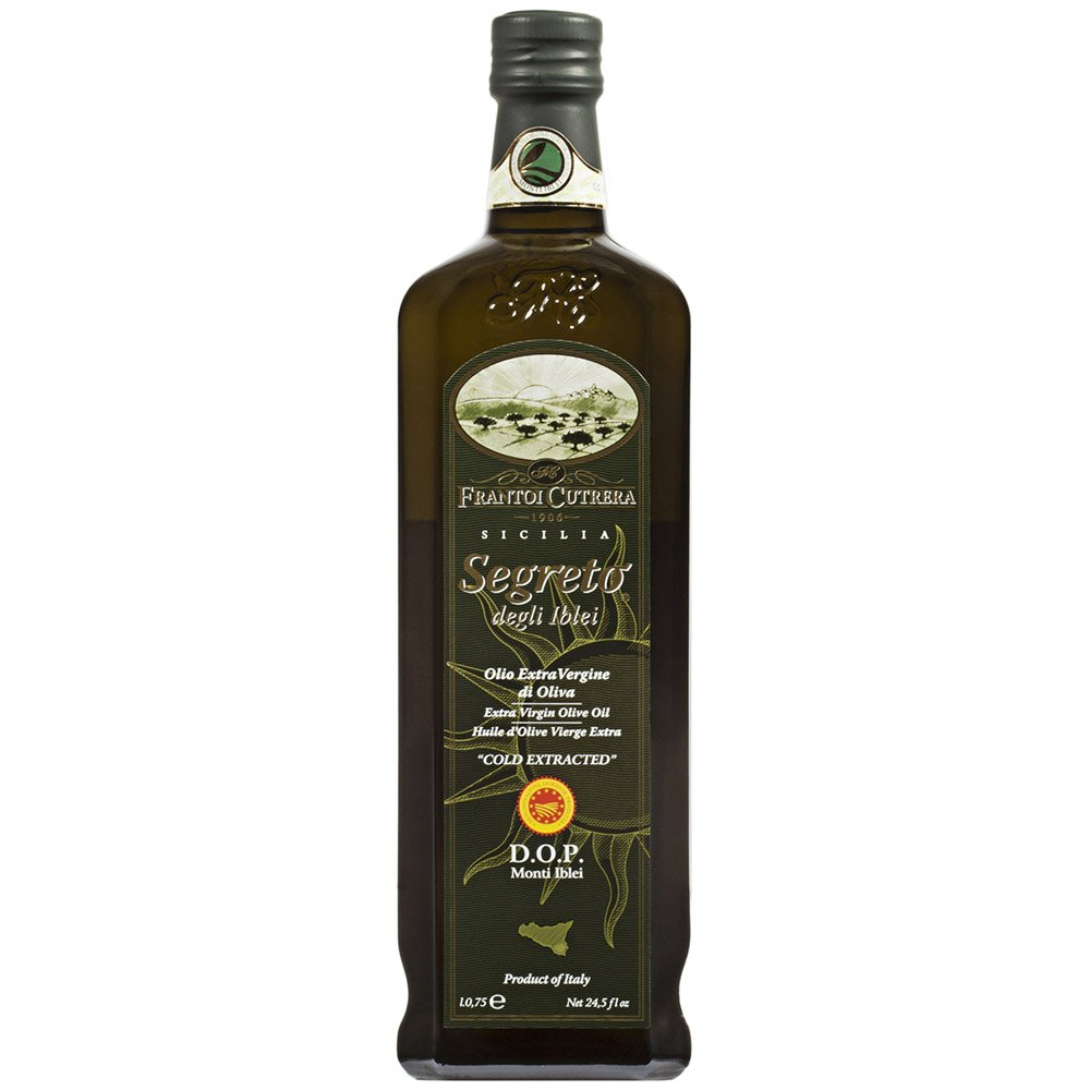 Frantoi Cutrera Segreto Degli Iblei Olive Oil D.O.P, 24.5 Ounce by Frantoi Cutrera (Image #1)