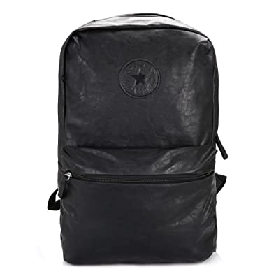 converse leather backpack