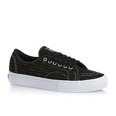 d5f877014ca135 Vans AV Classic (Independent) Black Shoe XB4AZ3  Amazon.co.uk  Shoes   Bags