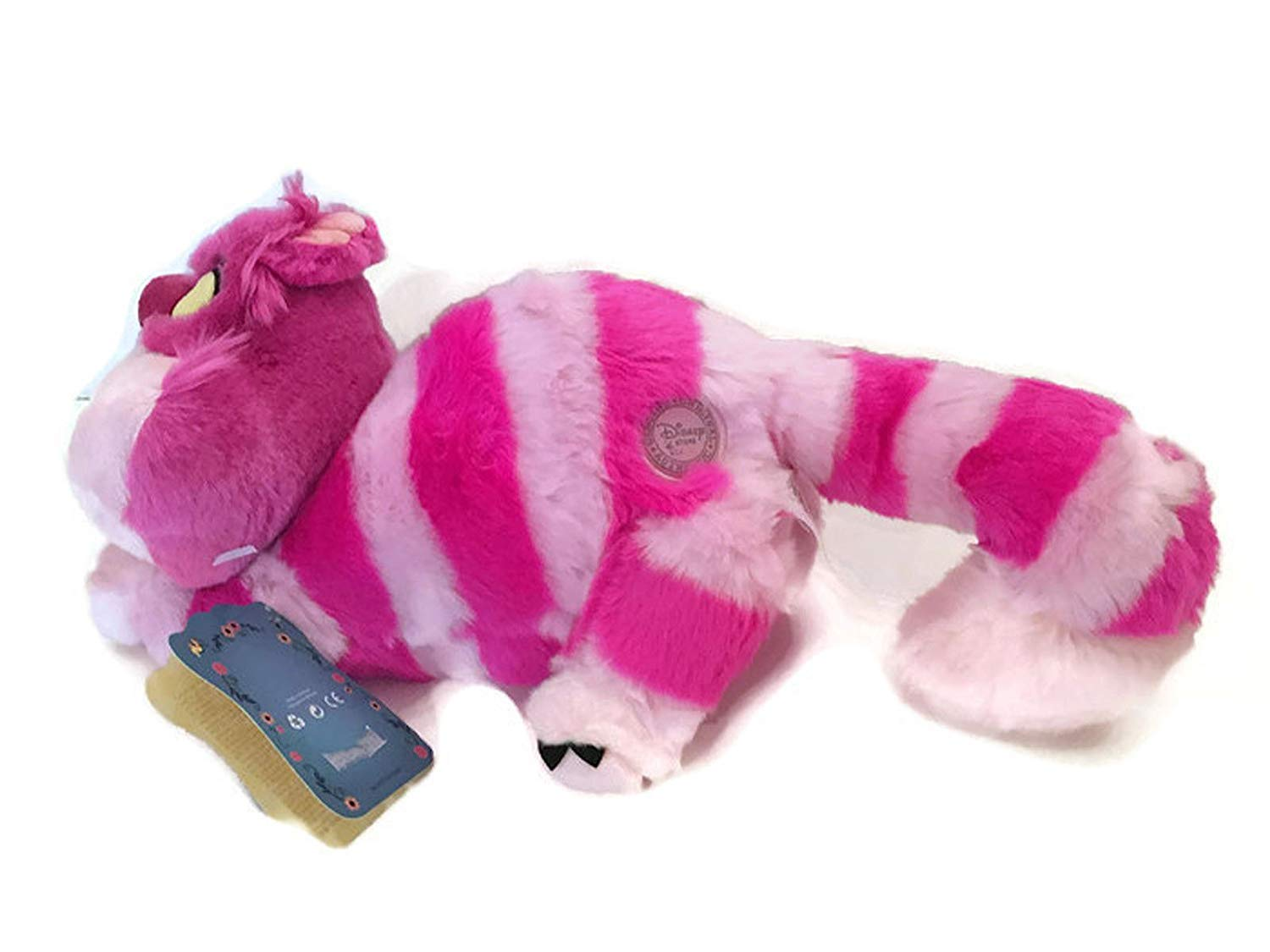 Cheshire Cat Plush Stuffed Animal Toy for Alice in Wonderland by Plush Garden