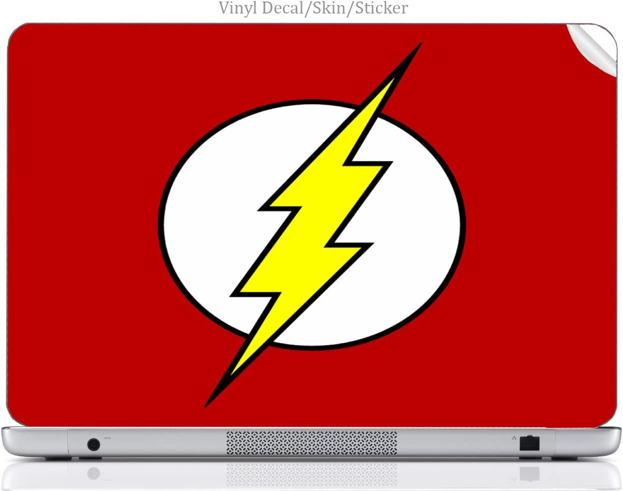 Laptop VINYL DECAL Sticker Skin Print Comic Book Hero fits Vaio Fit 14in