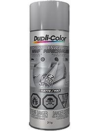 Dupli-Color CCWRC9007 Custom Wrap Removable Coating, Clear Coat, Matte, 11 Ounces, 1 (Non-Carb Compliant)