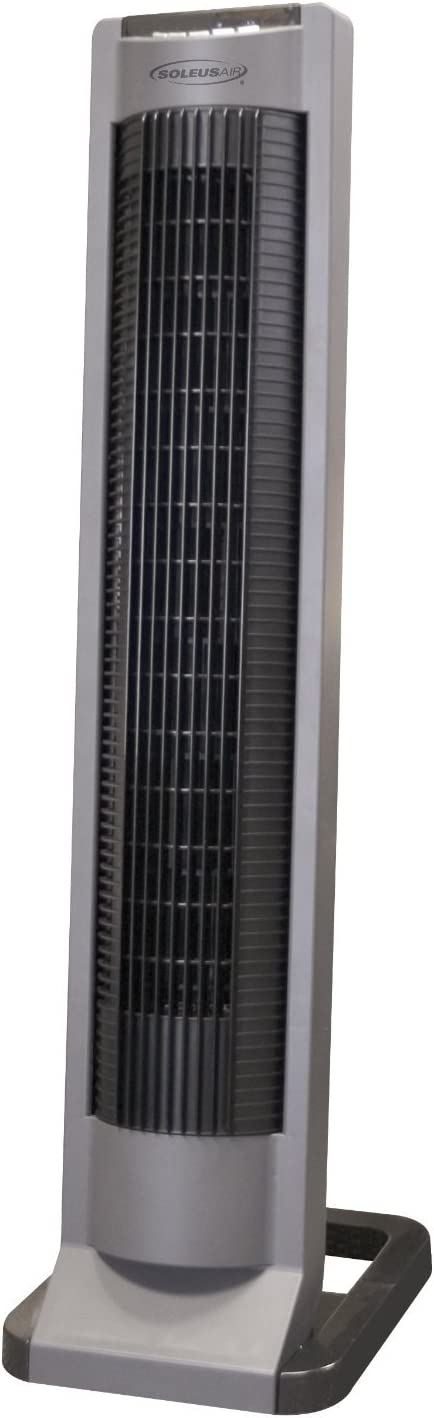 Soleus Air 35 Tower Fan with Remote Control, FC-35R-A