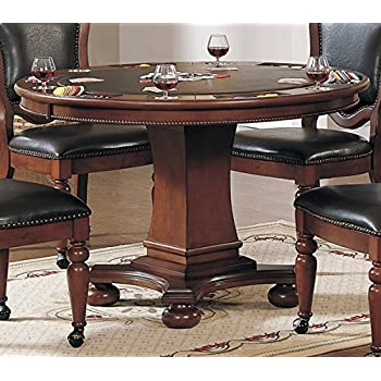 Amazoncom Sunset Trading Bellagio Dining Game Table Tables - Bellagio pool table