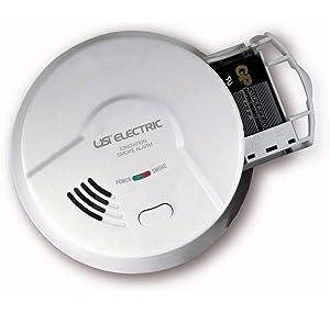 USI Electric MICN109 Hardwired 3-in-1 Smoke, Carbon Monoxide ...