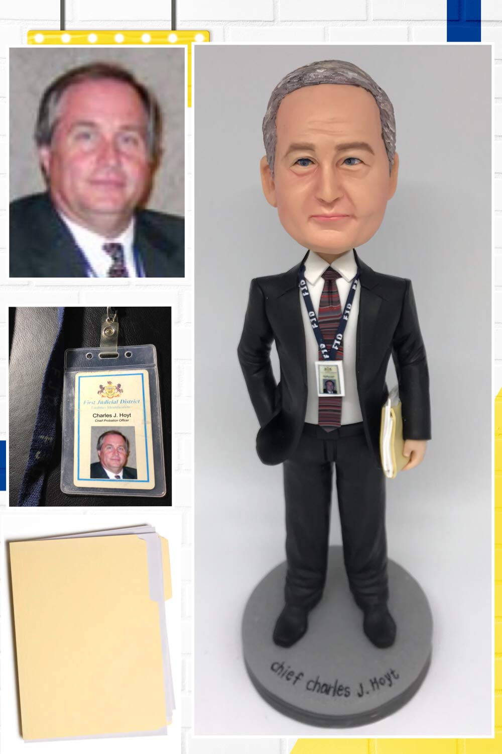 One person DHL Expedited Shipping Service Fully Custom Boyfriend Bobblehead Figurine Personalized Gifts Husband Gift Boyfriend Gift Valentines Day Gift Based on Your Photos for New Year