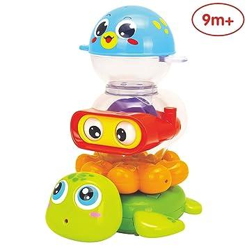 ANIKI TOYS bebé Niñito Juego de baño Juguete, para niños de más de ...