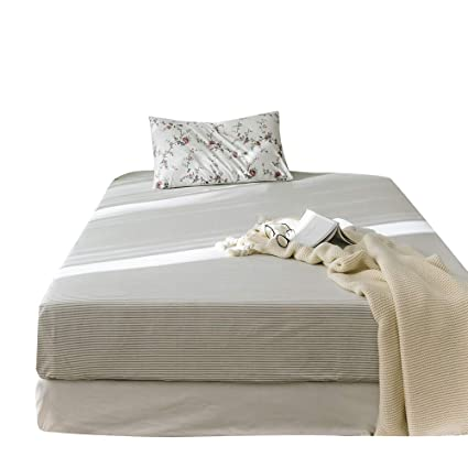 Amazoncom Mkxi Fitted Sheetbottom Sheet Only Queen Size 60x80