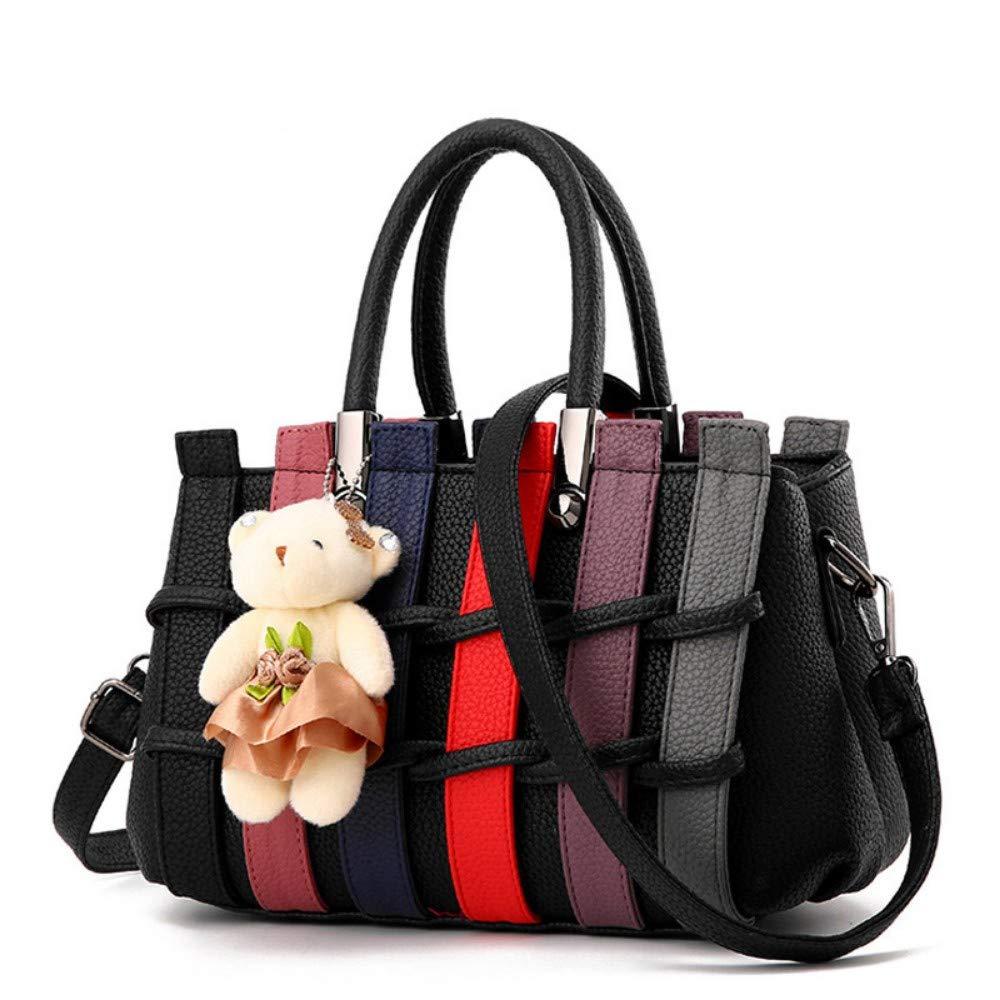 XUZISHAN Frauen Tasche Damen Leder Handtasche Handtasche Handtasche Weibliche Süße Mode Handtaschen Messenger Bag Schultertasche B07Q2Q9CL4 Damenhandtaschen Sofortige Lieferung b2d222