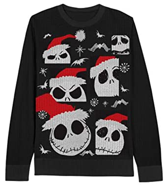 Amazon.com: Official Jack Nightmare Before Christmas Holiday ...