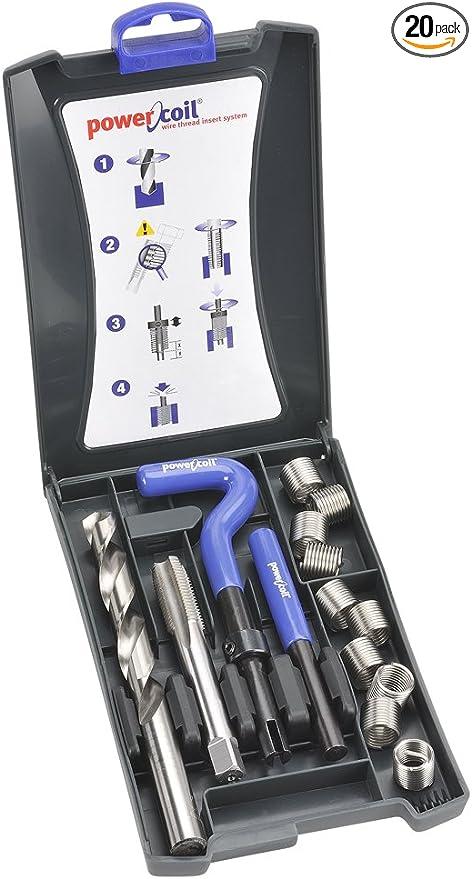 Drill America HEL5403-8 Helicoil Kit M8 x 1.25