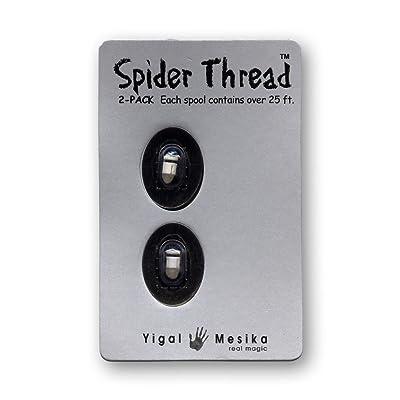 MMS Yigal Mesika Spider Thread (2-Piece): Toys & Games