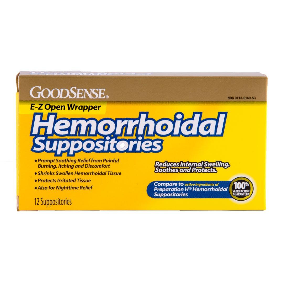 Good Sense Hemorrhoidal (Obsolete) Reviews
