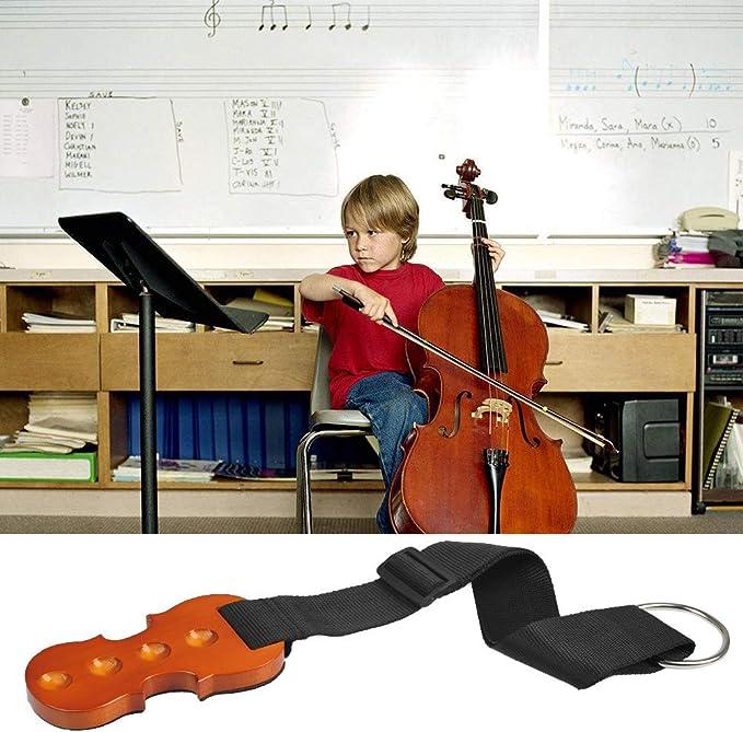 Cello Endpin Anker Cello rutschfeste Geraet rutschfeste Endpin Stopper Halter OE