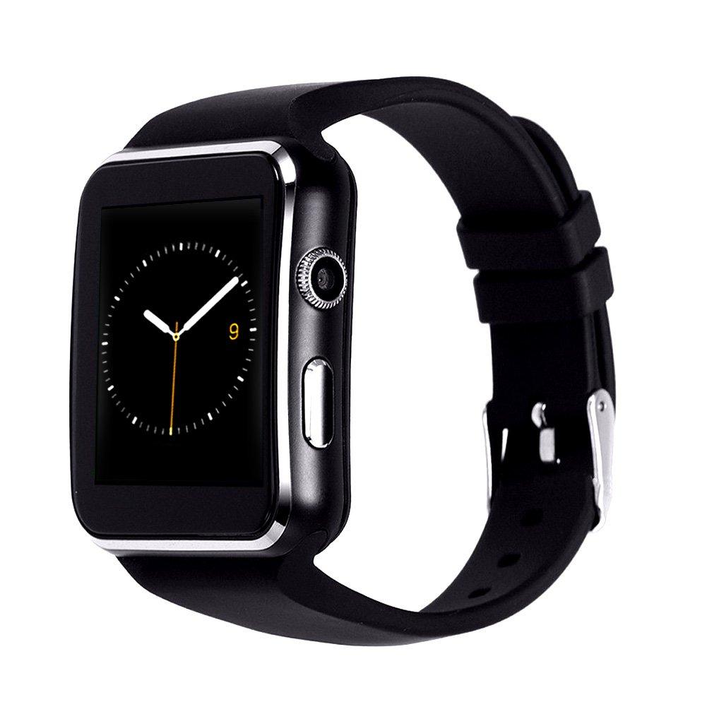 Amazon.com: asoon Smartwatch Bluetooth Relojes de pulsera ...