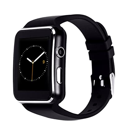 Amazon.com: asoon Smartwatch Bluetooth Relojes de pulsera ...