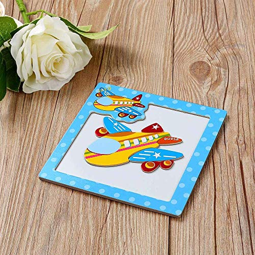 magnetico Educational in Baby Developmental legno AiBarle puzzle Toy Kids giocattolo creativo training 7Ax1EnYI