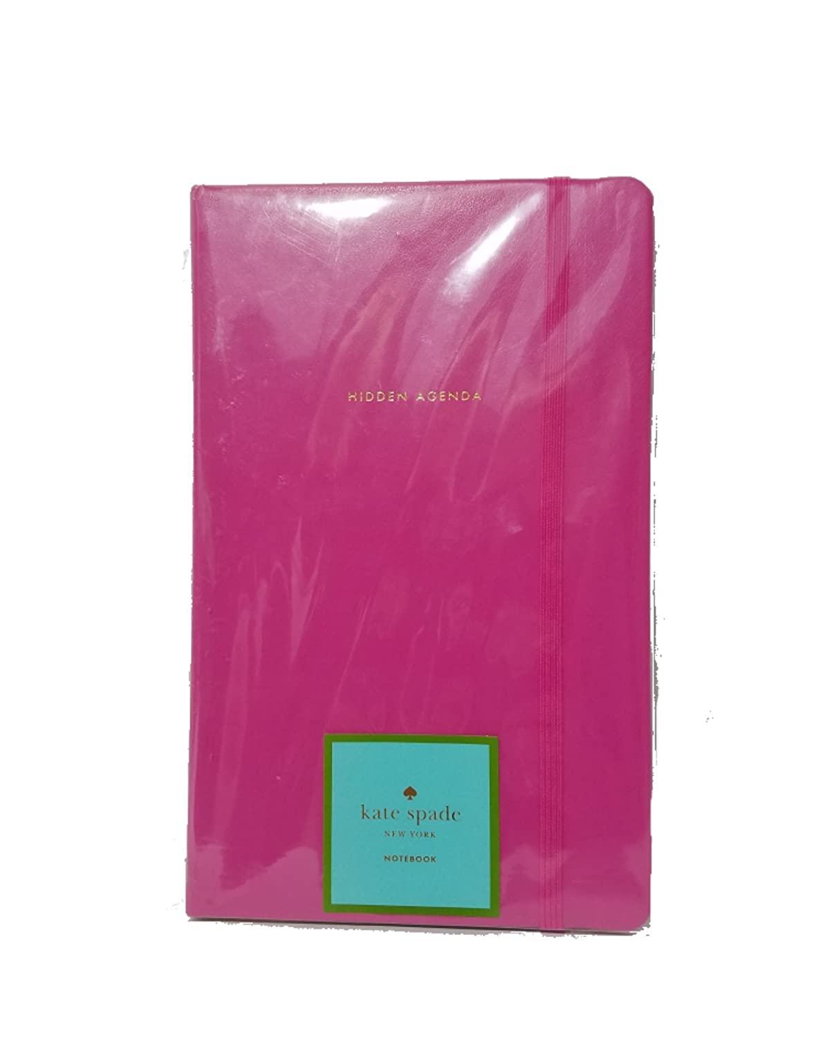 Amazon.com : Kate Spade Leather Bound Notebook/Journal ...