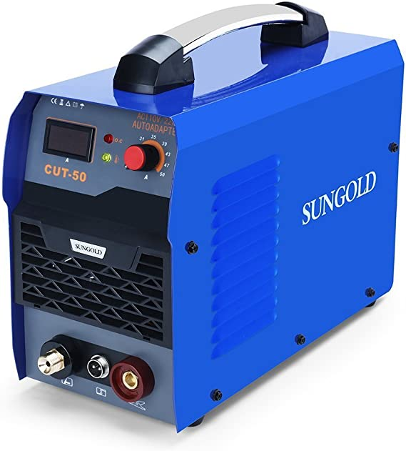 best plasma cutter: SUNGOLDPOWER 50A Air Plasma Cutter Inverter for a stable performance