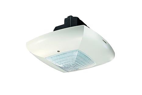 Theben compact office dim - Detector presencia angulo, angular 360 salida luz+regulación blanco