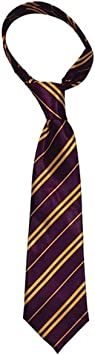 Novelty Harry Potter Corbata con Franjas, Rojo: Amazon.es ...