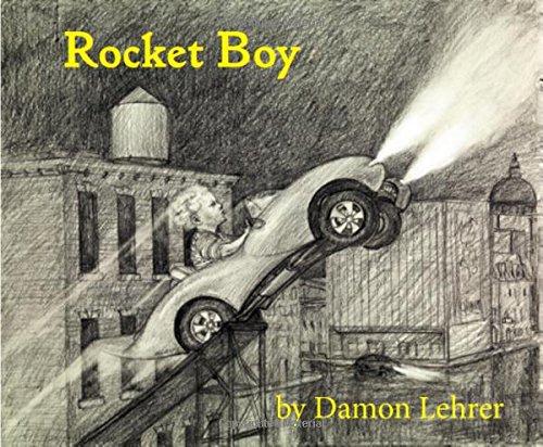 Rocket Boy por Damon Lehrer