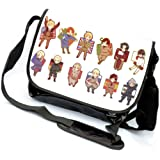 YOYOSHome® Hetalia Axis Powers Canvas Backpack Messenger Bag Handbag Shoulder Bag