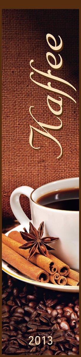 Küchenplaner Kaffee, Streifenplaner 2013