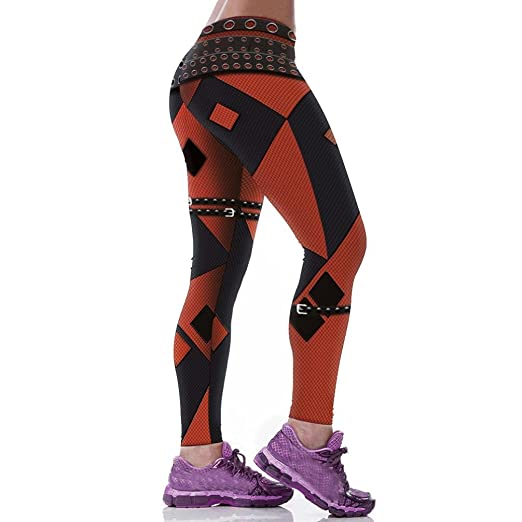 xinantime Yoga pantalones Leggings de entrenamiento de moda ...
