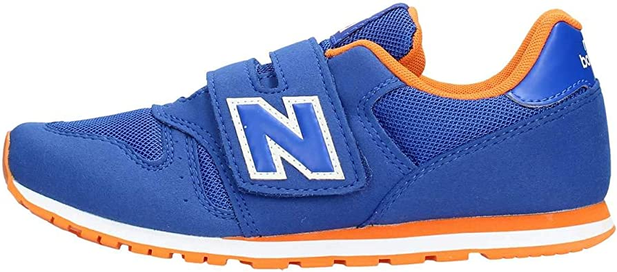 new balance 373 bleu orange