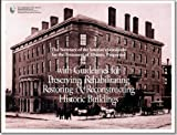 img - for Secretary of the Interior's Standards for the Treatment of Historic Properties With Guidelines for Preserving, Rehabilitating, Restoring, & Reconstructing Historic Buildings by Kay Weeks (1995-12-01) book / textbook / text book