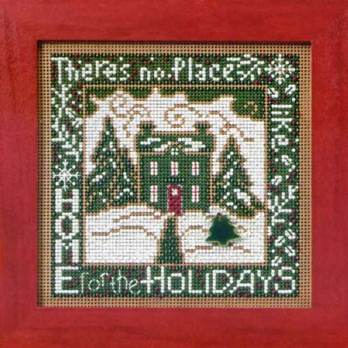 Home for the Holidays (Beaded Kit)