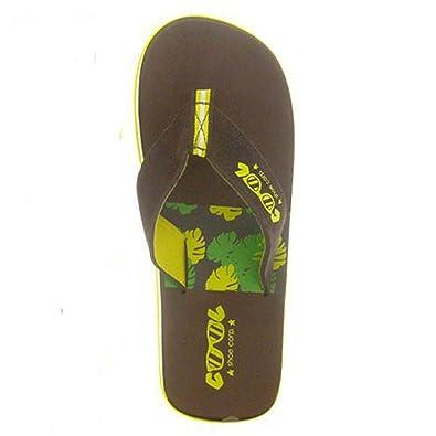 Cool Shoes Original YELLOW Flip Flops Sandalen Zehentrenner Strandlatschen Badeschlappe