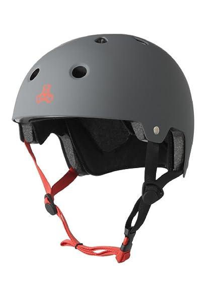 Triple Eight 3013 Dual Certified Skateboard Helmet