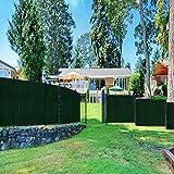 Windscreen4less Heavy Duty Privacy Screen Fence