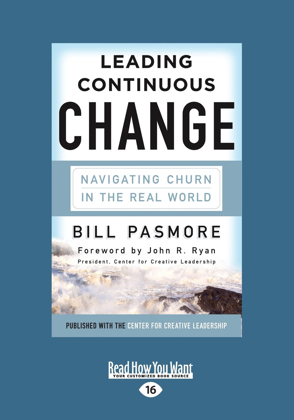 Leading Continuous Change: Navigating Churn in the Real World ebook