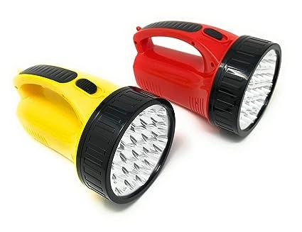 Lampe Torche 19 Led Rechargeable Tres Puissante Pour Bateau