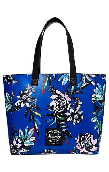 Tropical Mujer Blu De Bolso Superdry cobalto G91107mt Blue nq0CxxFf