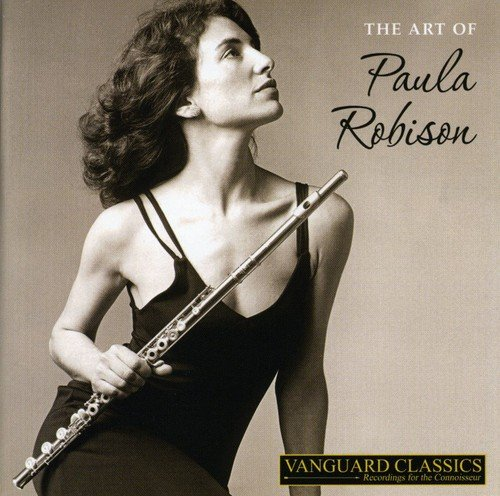 The Art of Paula Robison by MUSICAL CONCEPTS