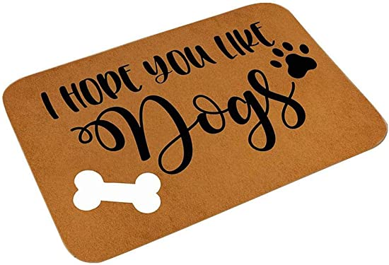 Zixed Soft Non-Slip Door Mat Bedroom Bathroom Kitchen Toilet Carpet Shower Floor Mat Doormats
