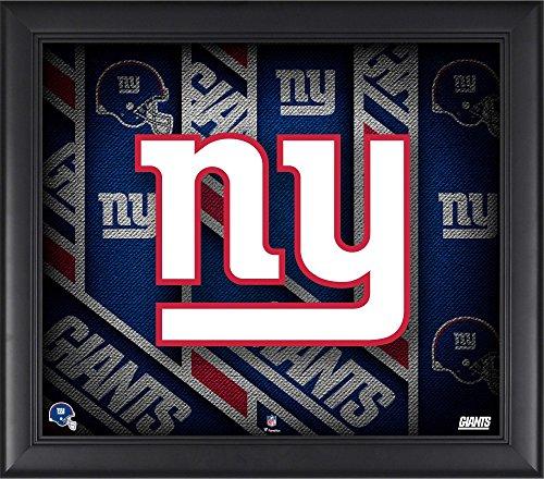 (New York Giants Framed 15