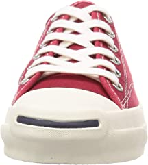 Jack Purcell RET Colors: Red