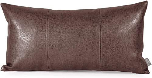 Howard Elliott 4-192 Kidney Pillow, Avanti Pecan