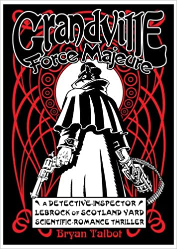 Image result for Grandville Force Majeure