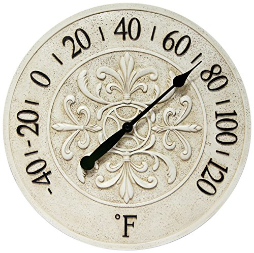 Stone Dial Set - Infinity Instruments 13377ST Blanc Thermometer