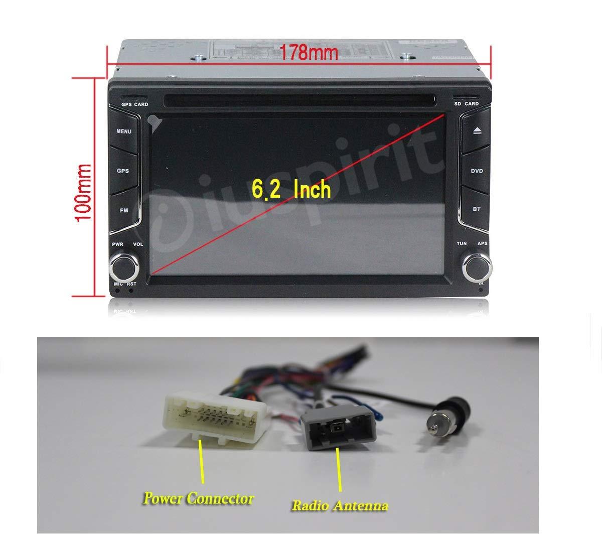 Android 7.1 4G Lte GPS DVD Autoradio 2 Din Navegador Nissan Qashqai / Nissan Juke / Nissan X-Trai l/ Nissan Tiida / Nissan Paladin / Nissan Frontier ...