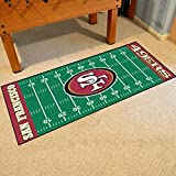 FANMATS NFL San Francisco 49ers Nylon Face Football