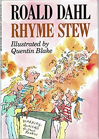book cover of Rhyme Stew