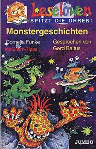 Monstergeschichten: Leselöwen Hörkassette – 30. Januar 2004 Cornelia Funke Jumbo 3833710462 Erstlesealter